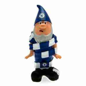 Chelsea FC Mini Football Gnome