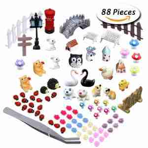 Miniature Garden Ornament Kit