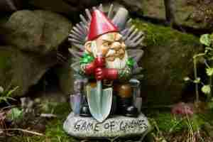 Funny Garden Gnomes - Game of Gnomes