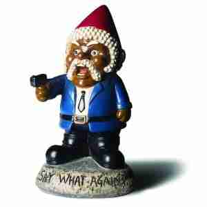 Say What Again! Pulp Fiction Gnome