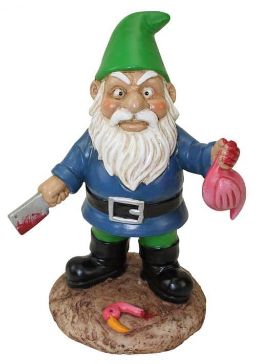 The Butcher Funny Garden Gnome