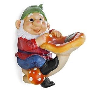 Saxon the Large Garden Gnome