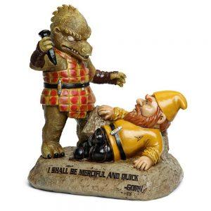 Start Trek The Gorn Garden Gnome