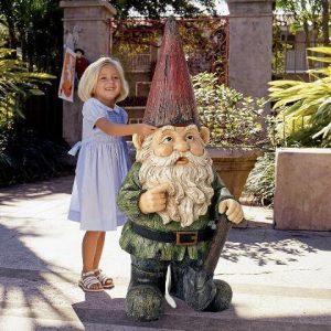 Giant Garden Gnome