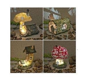 Solar Fairy House Collection